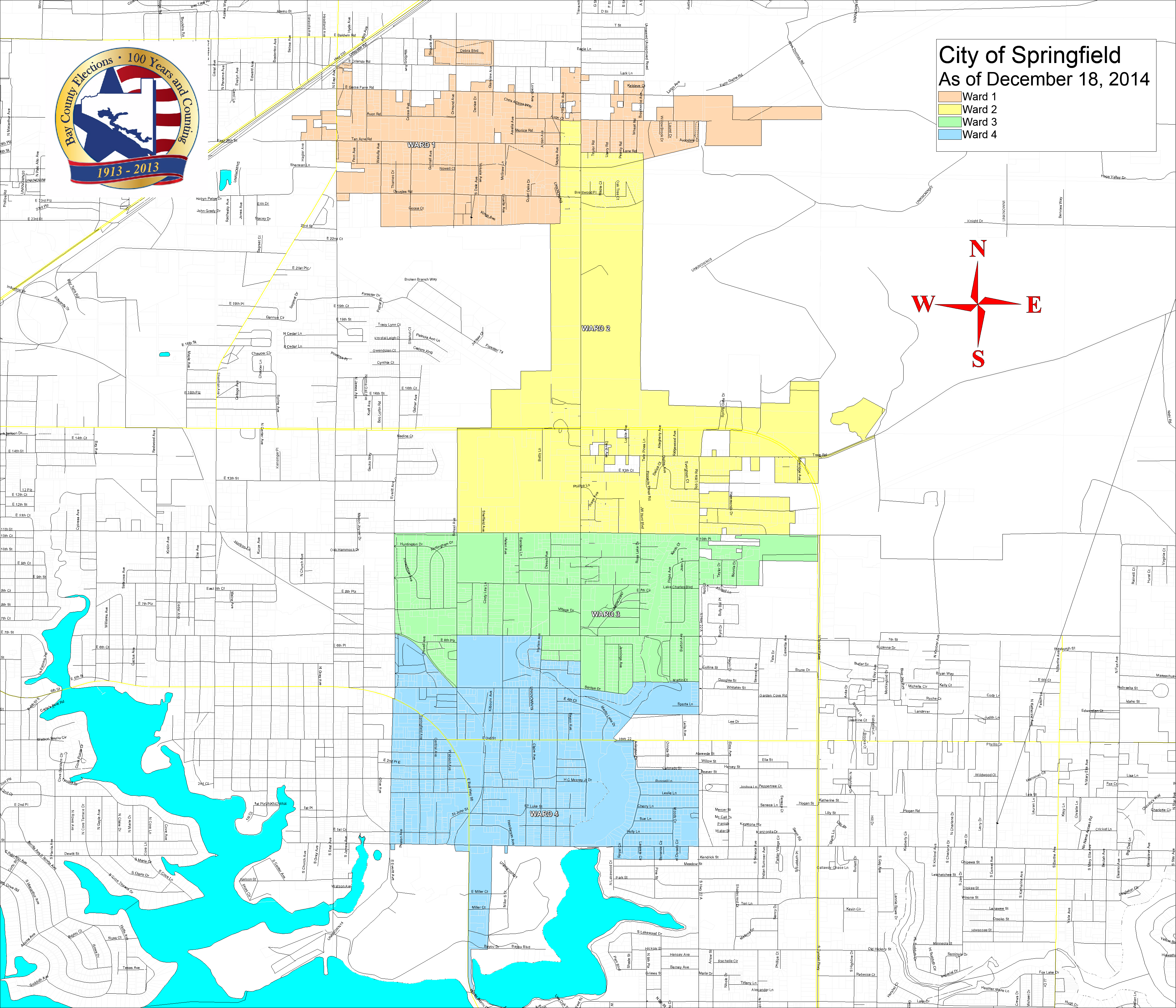 Florida City Map Boundaries.Bay County Supervisor Of Elections Voter Info Maps And Boundaries